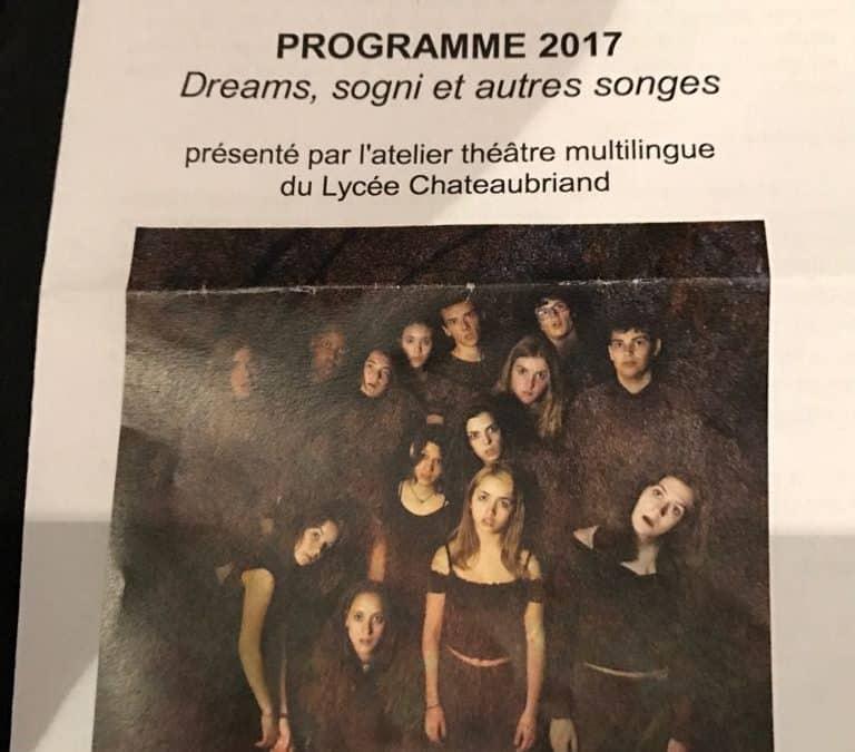 Show all'Atelier théâtre